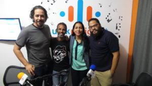 Miguel Betances, Pachico Tejada, Claudia Rita y Orlando
